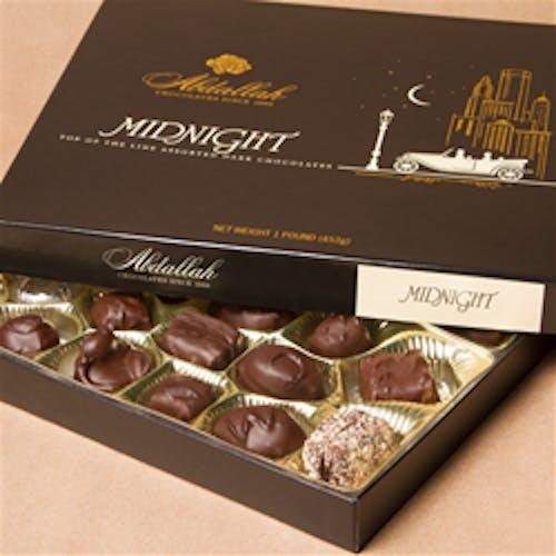 Midnight Assorted Chocolates