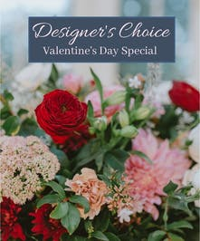 Designer's Choice - Valentine's Special