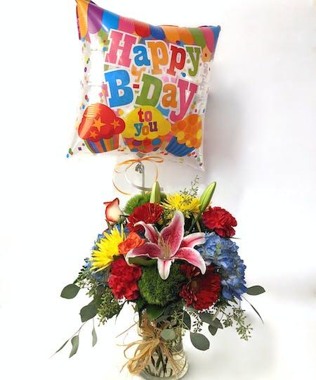 Birthday Flowers & Gift Ideas