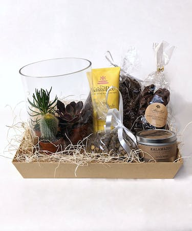 Kalamazoo Fruit Gourmet Gift Baskets Vandersalm S Flower Shop