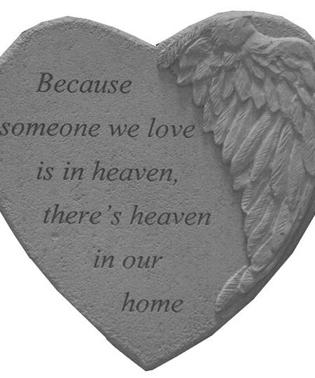 Memorial Plaques & Angels