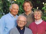 A modern VanderSalm family portrait